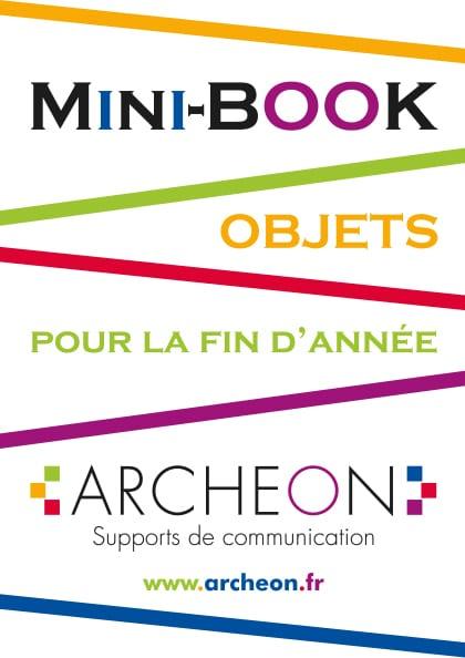 MINIBOOK ARCHEON SUPPORTS DE COMMUNICATION