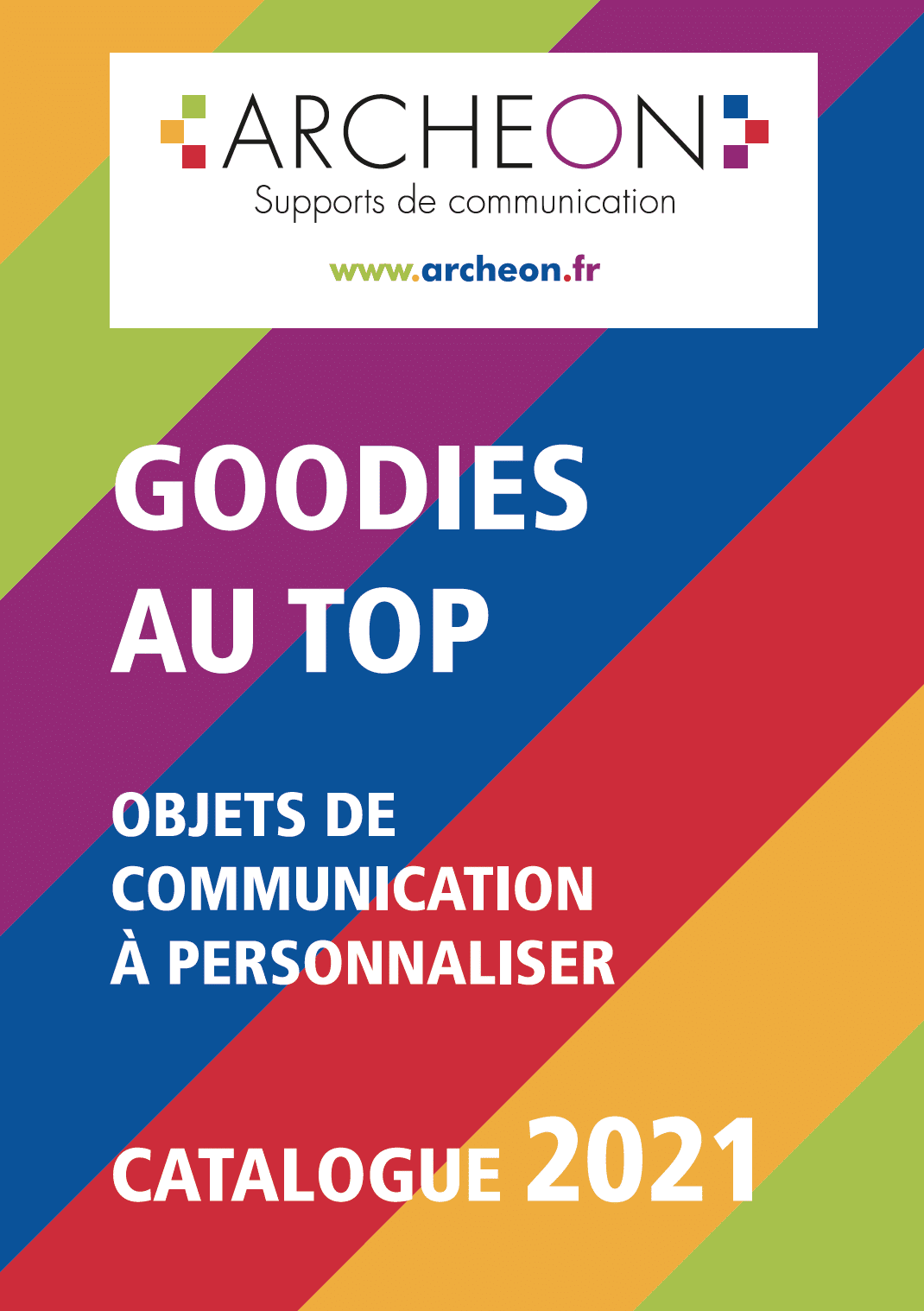 CATALOGUE-OBJET-PERSONNALISATION-TOPPOINT-ARCHEON-2021